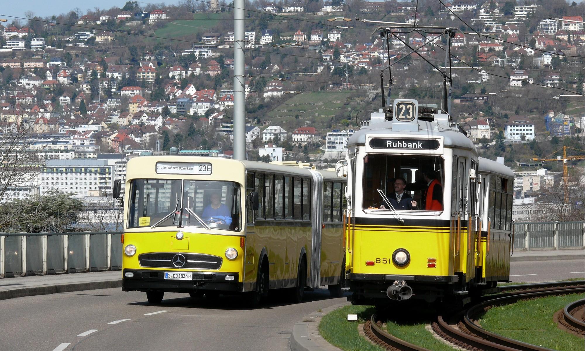 Stuttgarter Historische Straßenbahnen e.V. - Blog